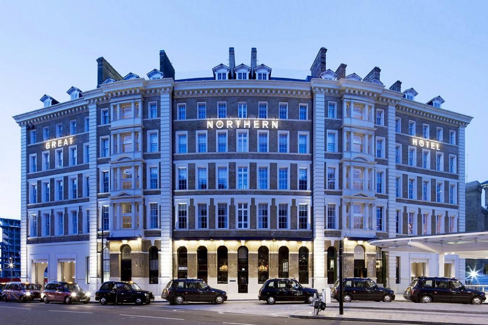 best business hotels in London