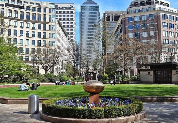 Beauty Salons in Canary Wharf